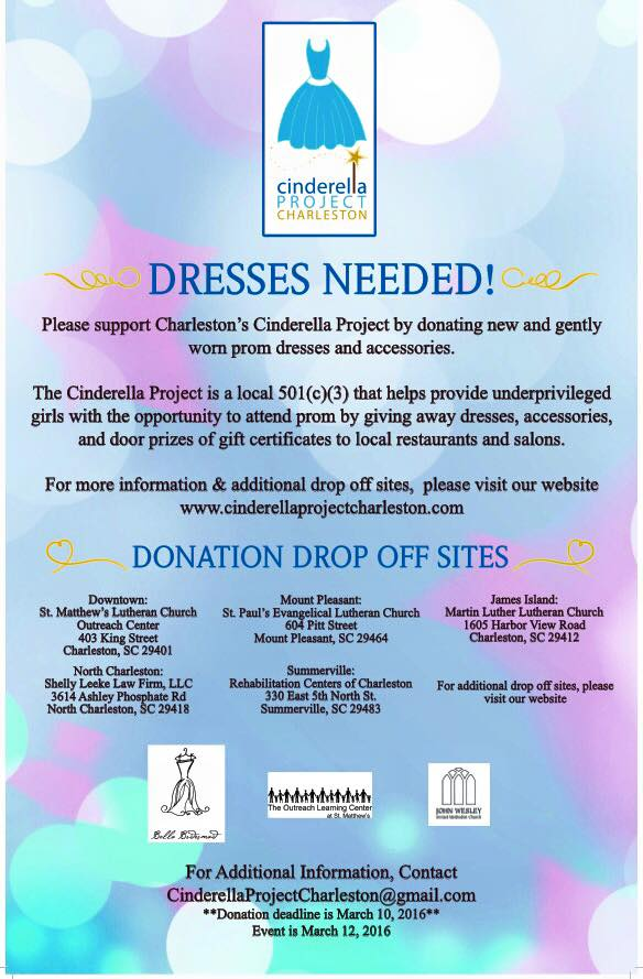Dresses Needed 2016